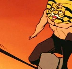 Wrestling sul ring torna l uomo tigre in carne ed ossa supereva