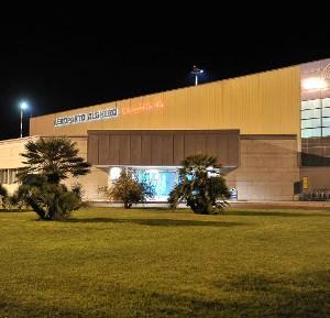 Aeroporto Alghero - notte