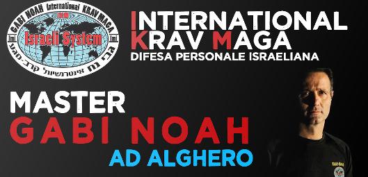 Gabi Noah ad Alghero