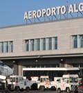 Aeroporto Alghero - Facciata air side 2