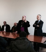 arcivescovo Sassari visita Suap