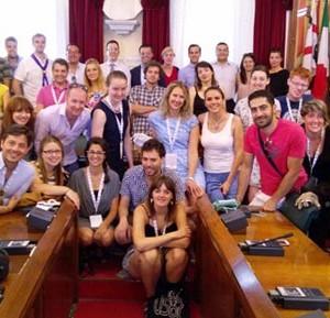 Politiche giovanili, ad Alghero i rappresentanti di 40 organizzazioni internazionali