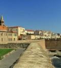 alghero muralla bastioni