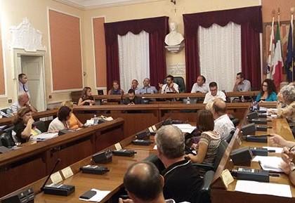 consiglio comunale commissione sanità