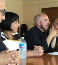 conferenza acquisizione area nuraghe Palmavera