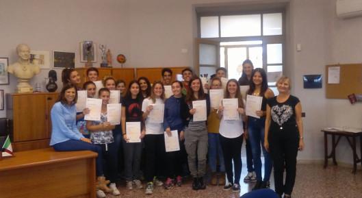 Certificazioni linguistiche - studenti Manno