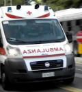ambulanza giorno