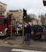 incidente ape alghero 2