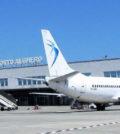 Aeroporto Alghero - aereo Blue air