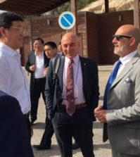 Delegazione cinese Link ad Alghero