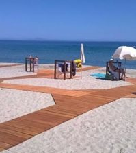 foto passerella summerbeach