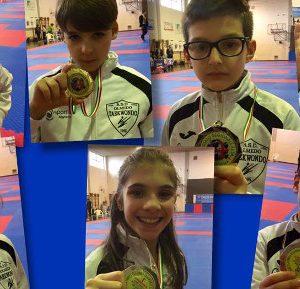 Taekwondo: olmedesi protagonisti a San Sperate